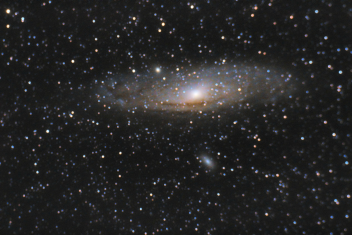 Messier 31 (Andromeda Galaxy)
