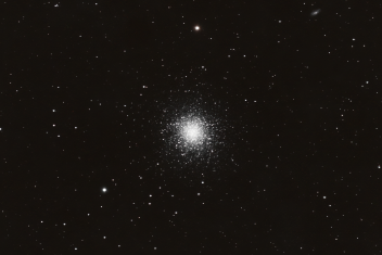 Messier 13 (The Great Globular Cluster in Hercules)
