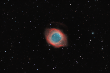 NGC 7293 (The Helix Nebula/God's Eye)