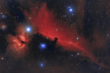 Barnard 33 (The Horsehead Nebula)