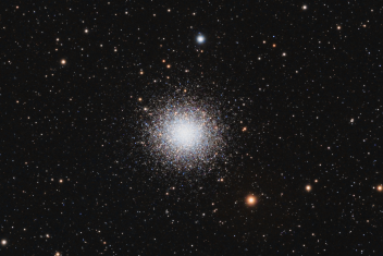 Messier 13 (The Great Globular Cluster in Hercules)
