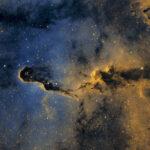 IC1396 Elephant Trunk nebula